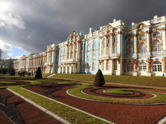 Pushkin Catherine Palace
