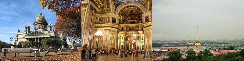 Saint Isaac's Dome