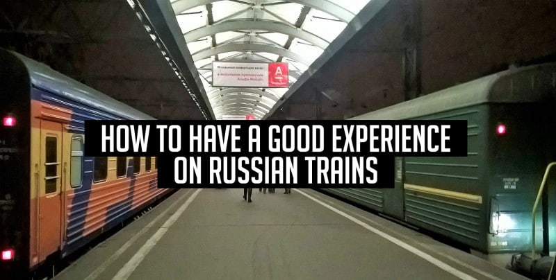 Russian Trains Experience