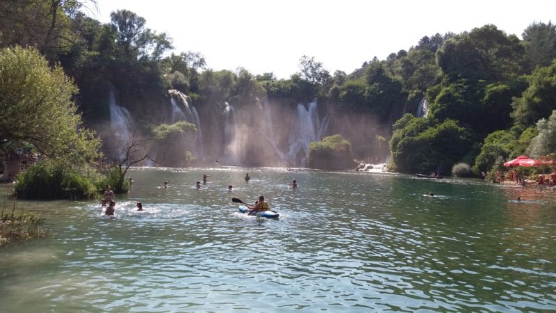 Welcome to the most awesome waterfalls on the Balkan