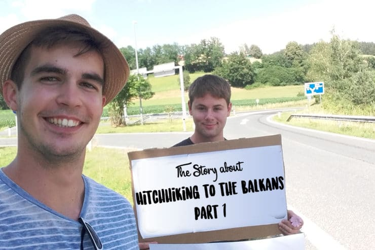 hitchhiking to the balkans