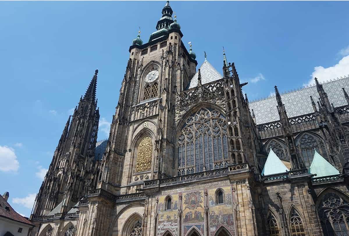 prague-castle-tower