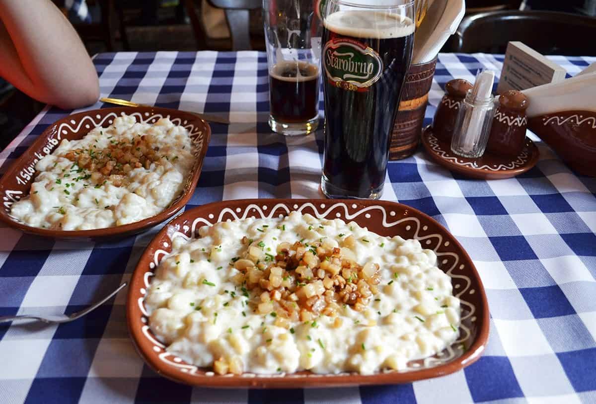slovak-food-in-bratislava