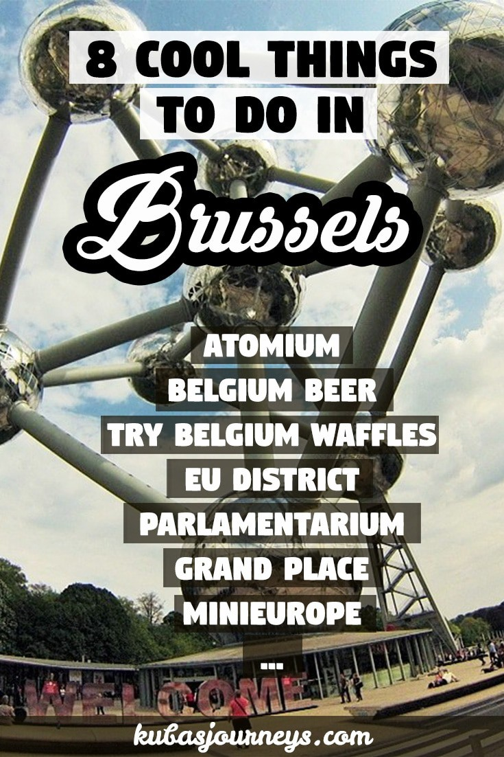 8 Cool Things to do in Brussels