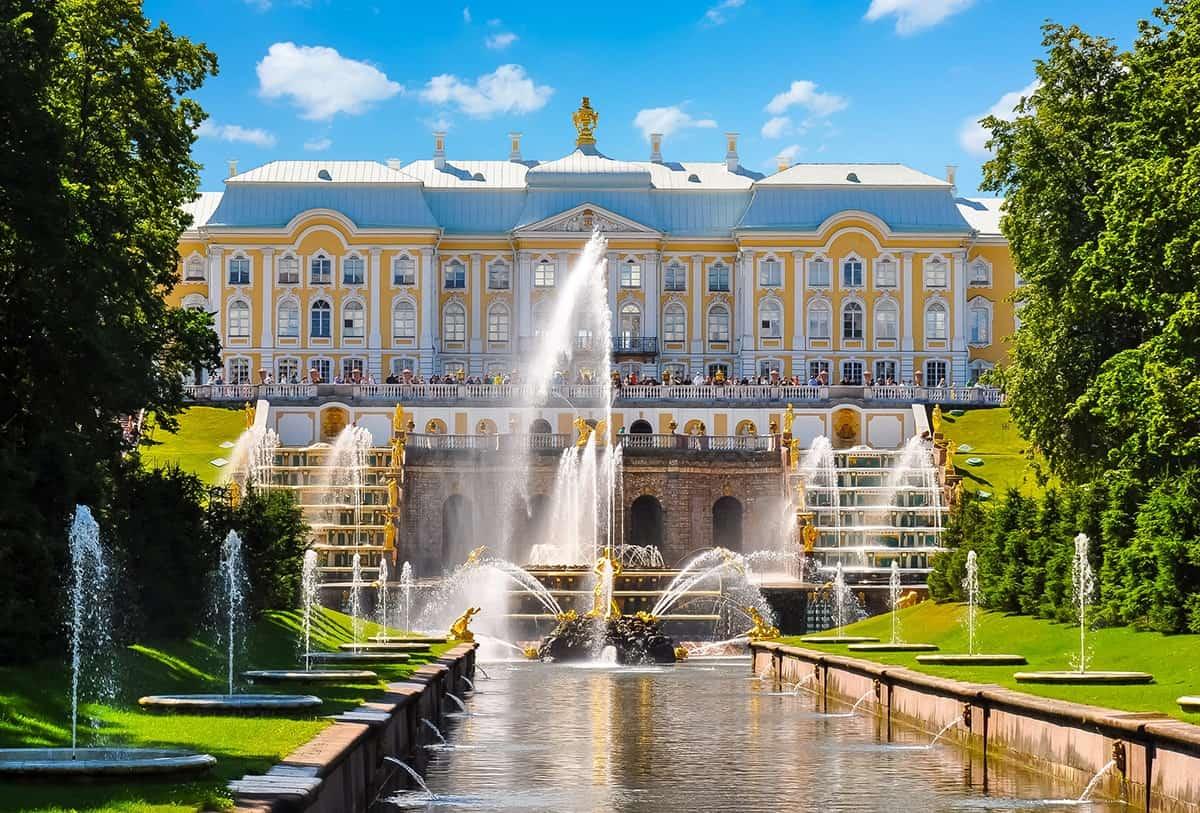 Peterhof-St-Petersburg