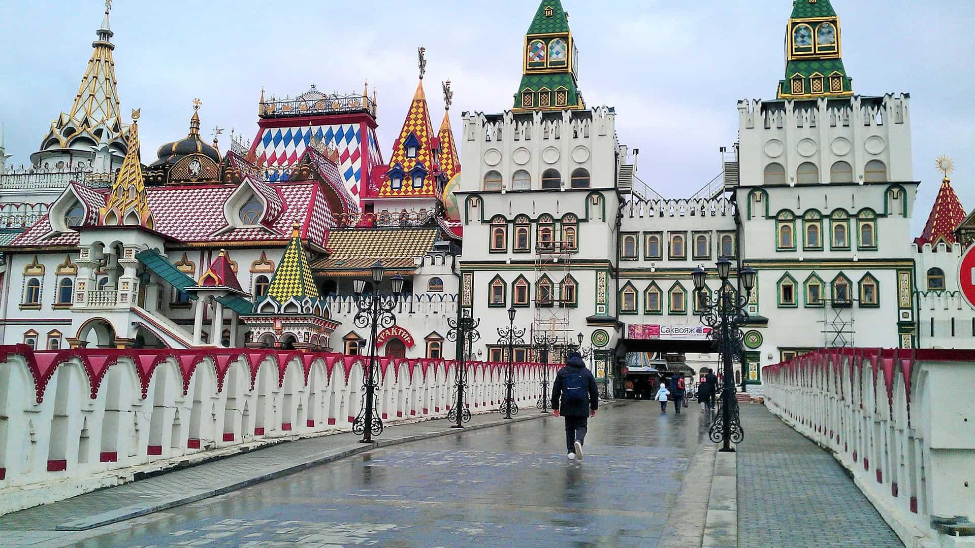Things to do in Moscow Izmaylovo-Kremli