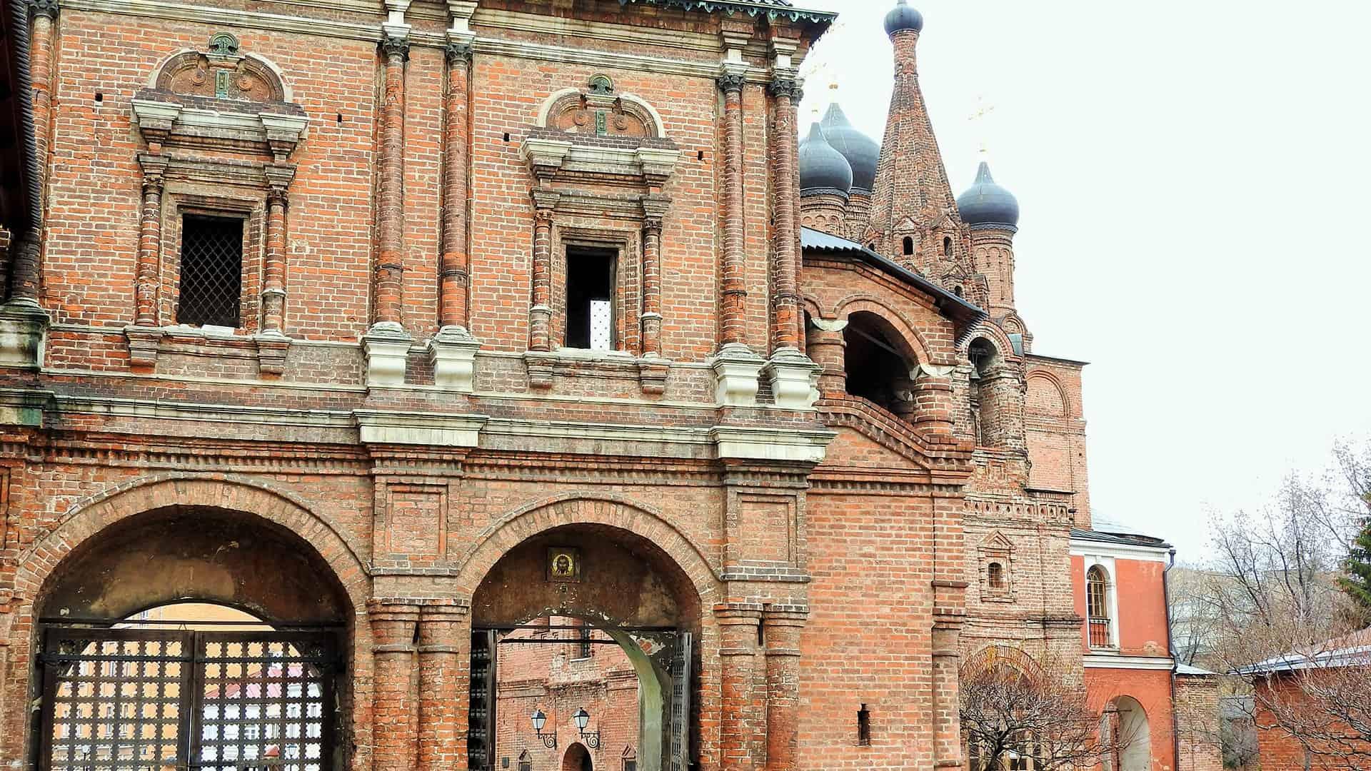 Place to visit in Moscow Krutitskoe-Podvorye
