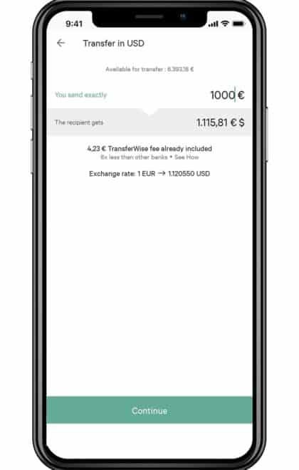 N26 Currency Exchange