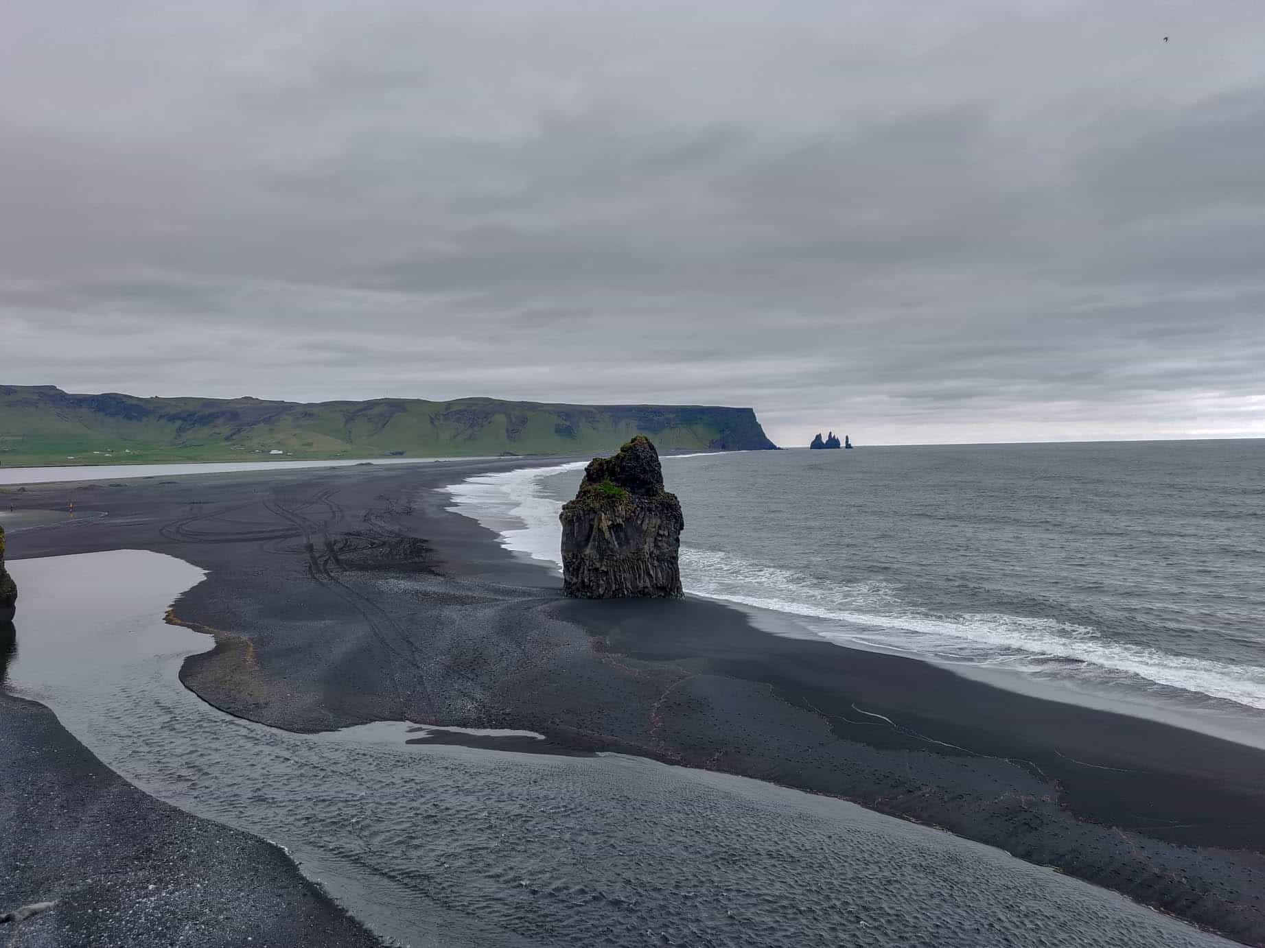 Dyrhólaye and Black Sand Beach Iceland