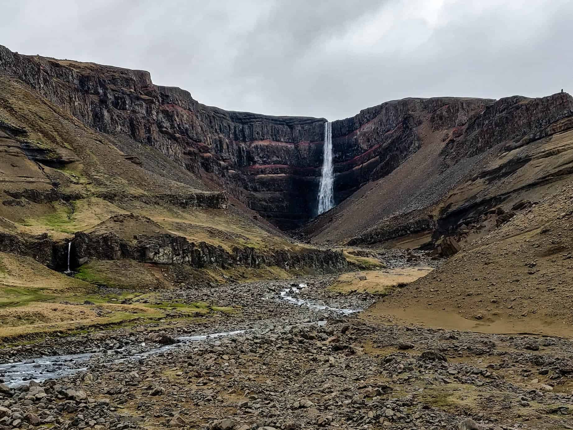Iceland Tour Hengifoss