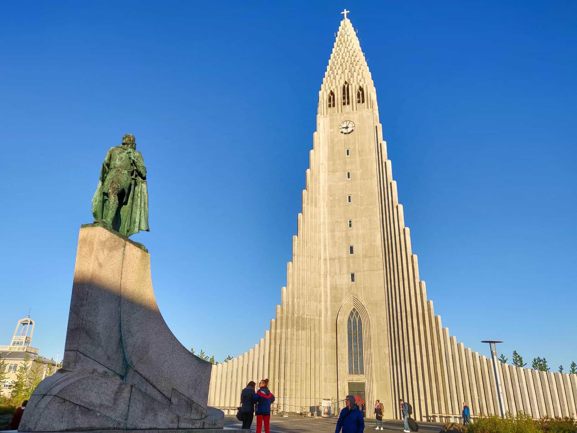 Reykjavik Hallgrimskirkja