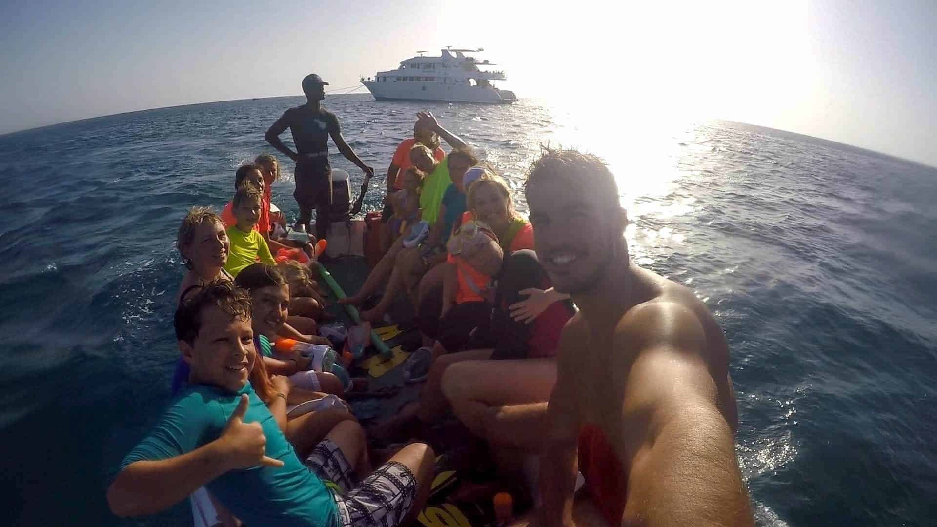 dolphin snorkeling tour in egypt