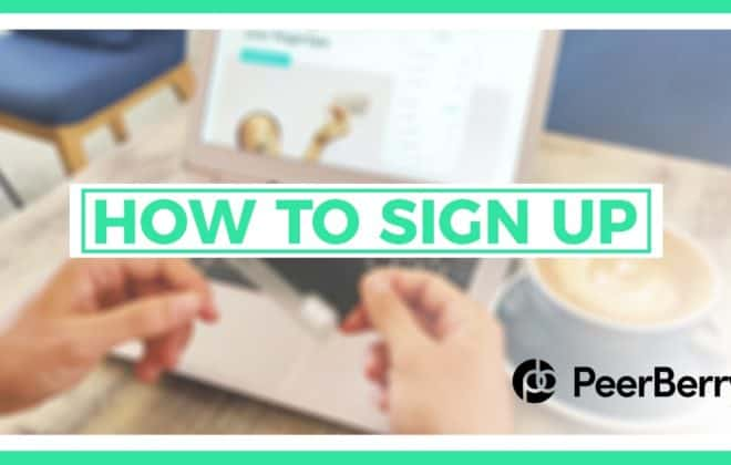 peerberry sign up