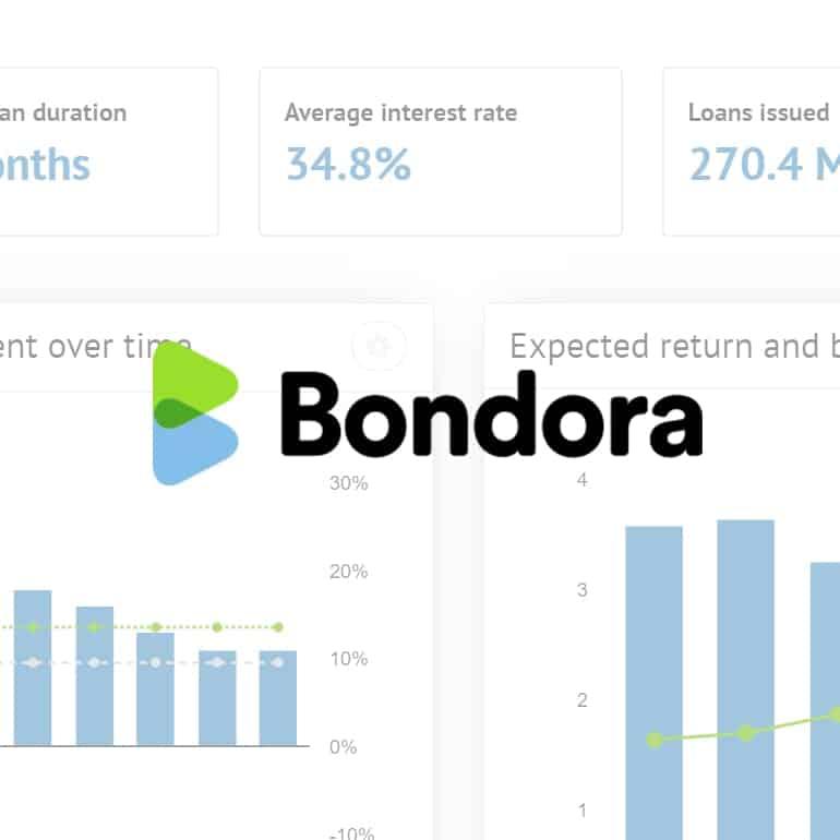 bondora-portfolio