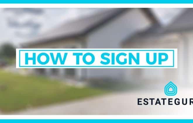 estateguru sign up