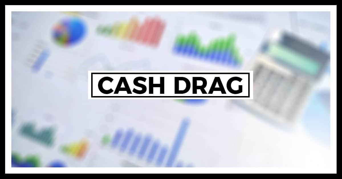 cash drag with p2p lending
