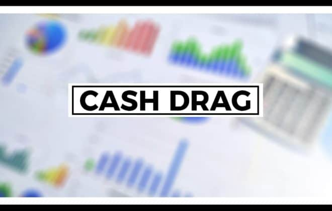 cash drag with p2p lending